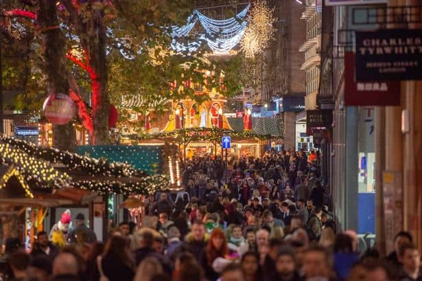 black friday music deals christmas market