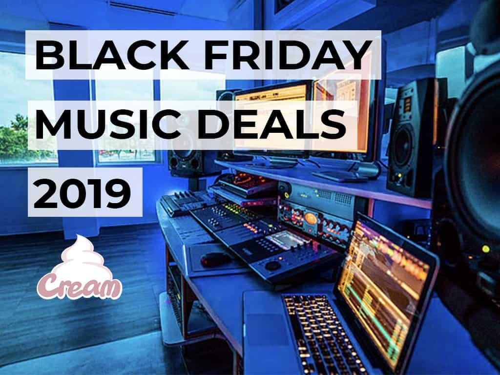 black friday music deals