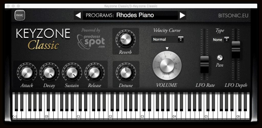 keyzone classic best free piano vst