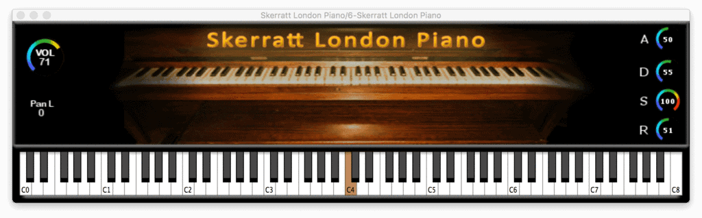 skerratt piano vst