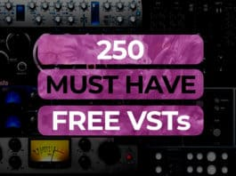 250 best free vst instruments