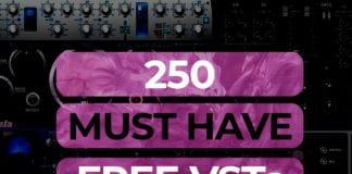 250 best free vst instruments