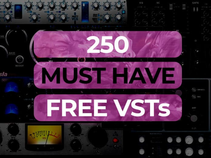 best free vst instruments