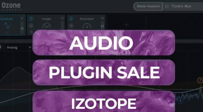 audio plugin sale izotope