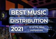 best music distribution