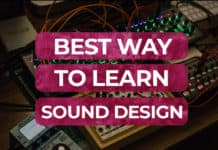 best way to learn sound design