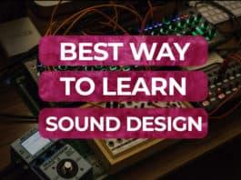 best way to learn sound design