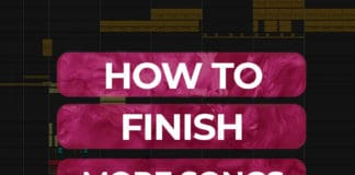 how to finish a song