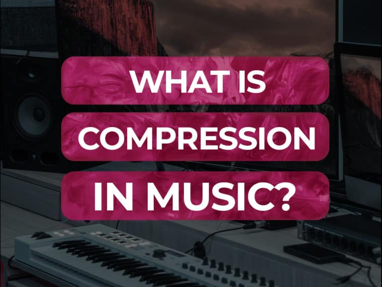 what is compression in music
