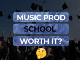 are music production schools worth it