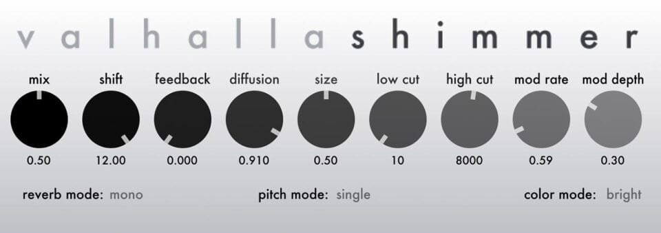 valhalla shimmer reverb plugin