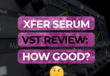 xfer serum vst review