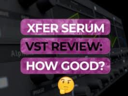 xfer serum vst review