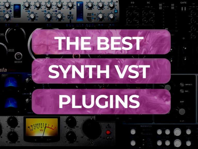 best vst synth plugins 2020