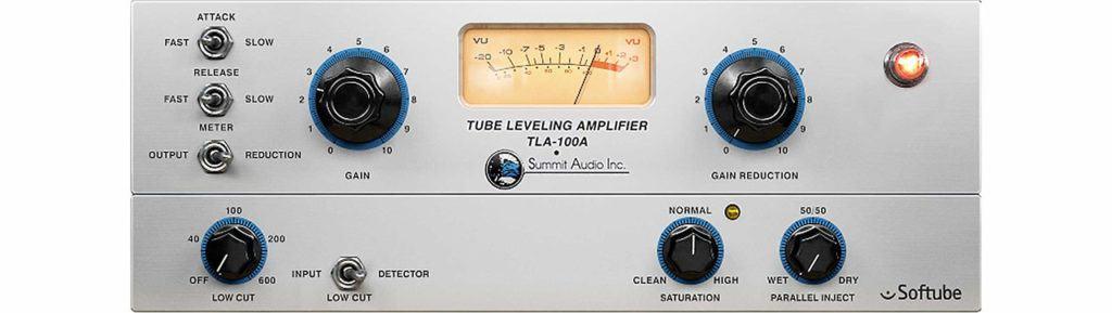 softube tla-100a compressor plugin
