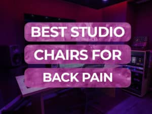 best studio chairs for back pain
