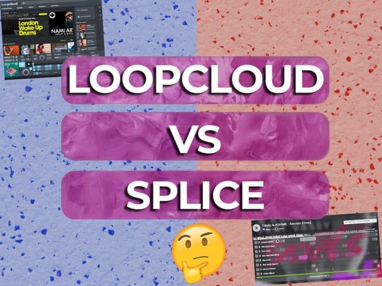 loopcloud vs splice