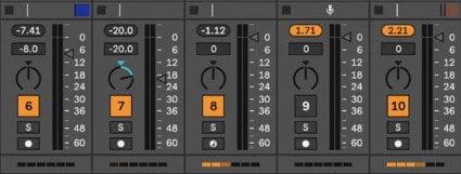 ableton live 11 suite cpu bars