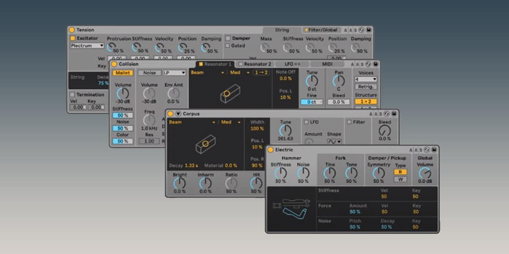 updated effects units ableton live 11