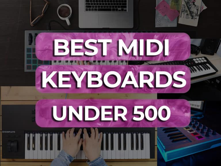 best midi keyboards under 500