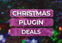 christmas plugin deals