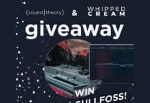 gullfloss eq free giveaway x whipped cream sounds