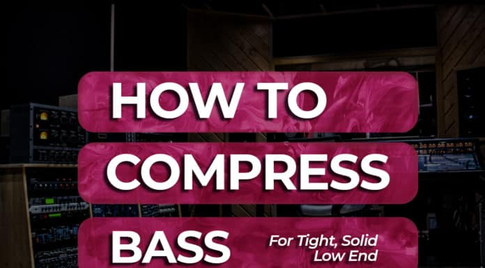 how to compress bass