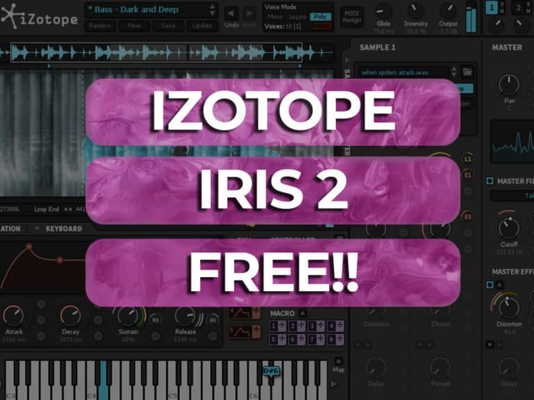 izotope iris 2 free download
