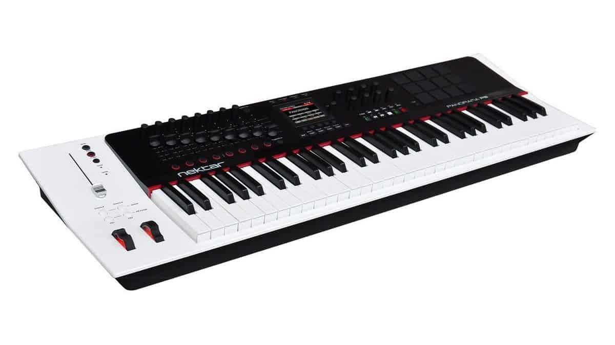 nektar panorama t6 midi keyboard