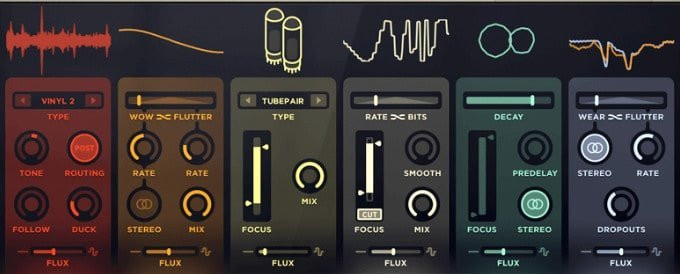 xln audio rc-20 modules section