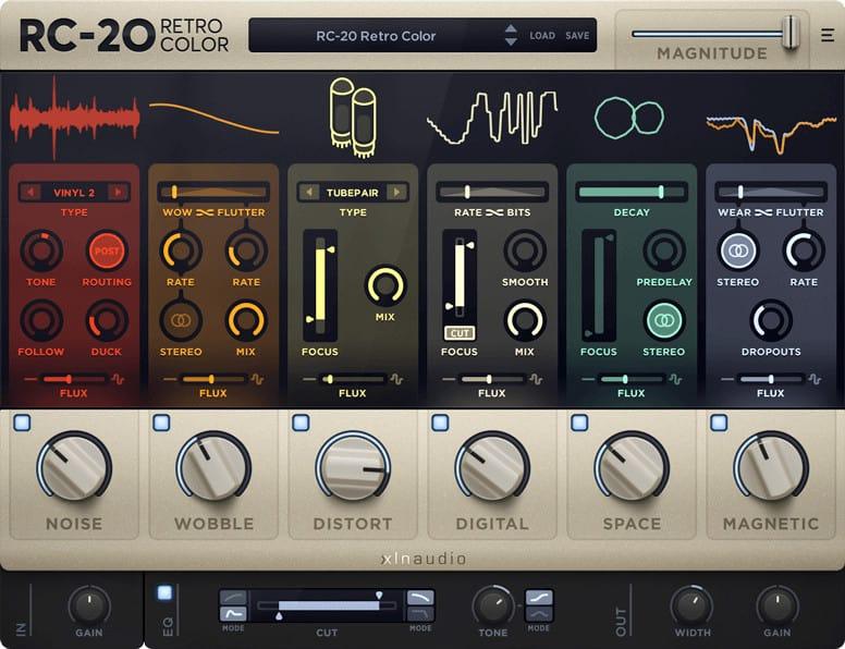 xln audio rc 20 plugin