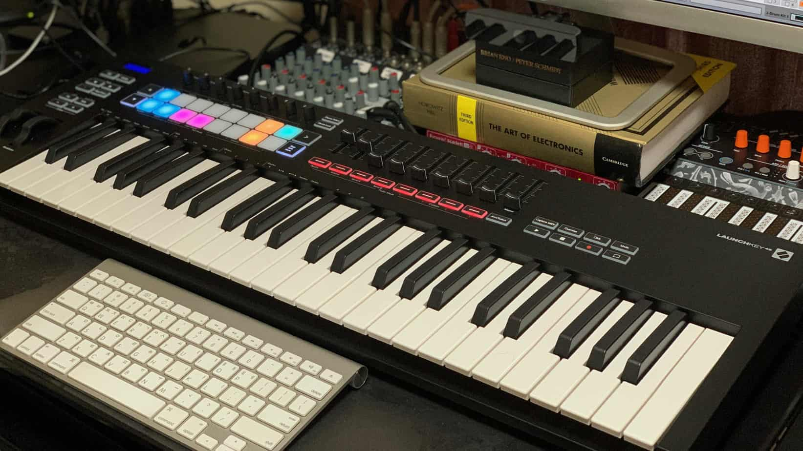 novation launchkey 49 controller