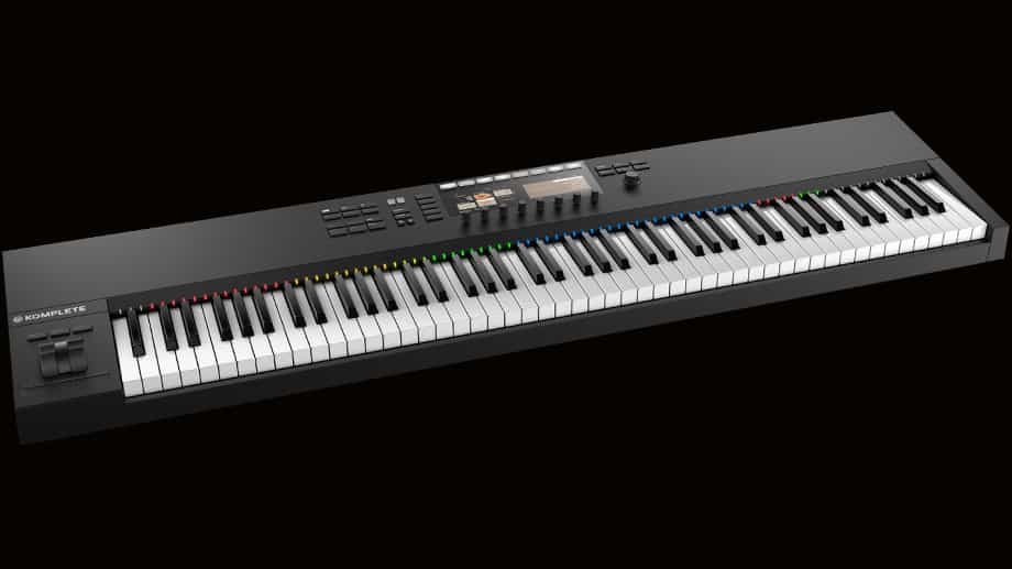 native instruments s88 keyboard