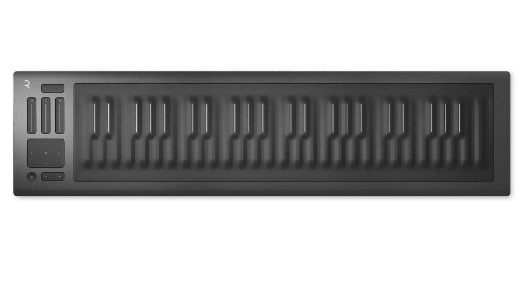 roli seaboard midi polyphonic expression controller