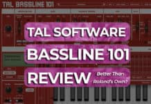 tal bassline 101 review