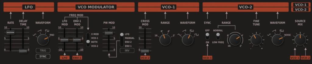 tal j8 VCO modules