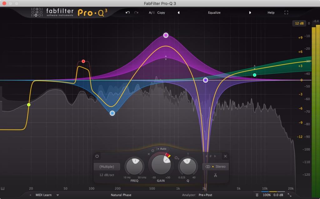 fabfilter pro q 3 total mixing bundle