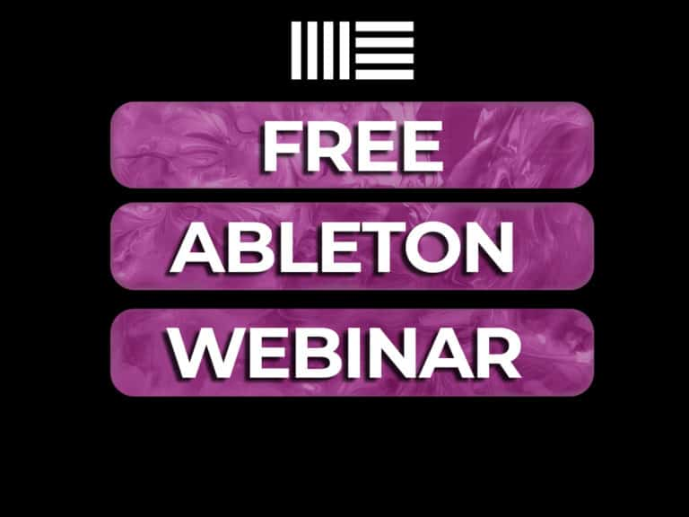 free ableton webinar