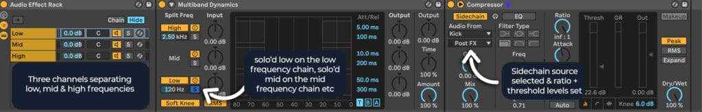 multiband sidechain compression tutorial