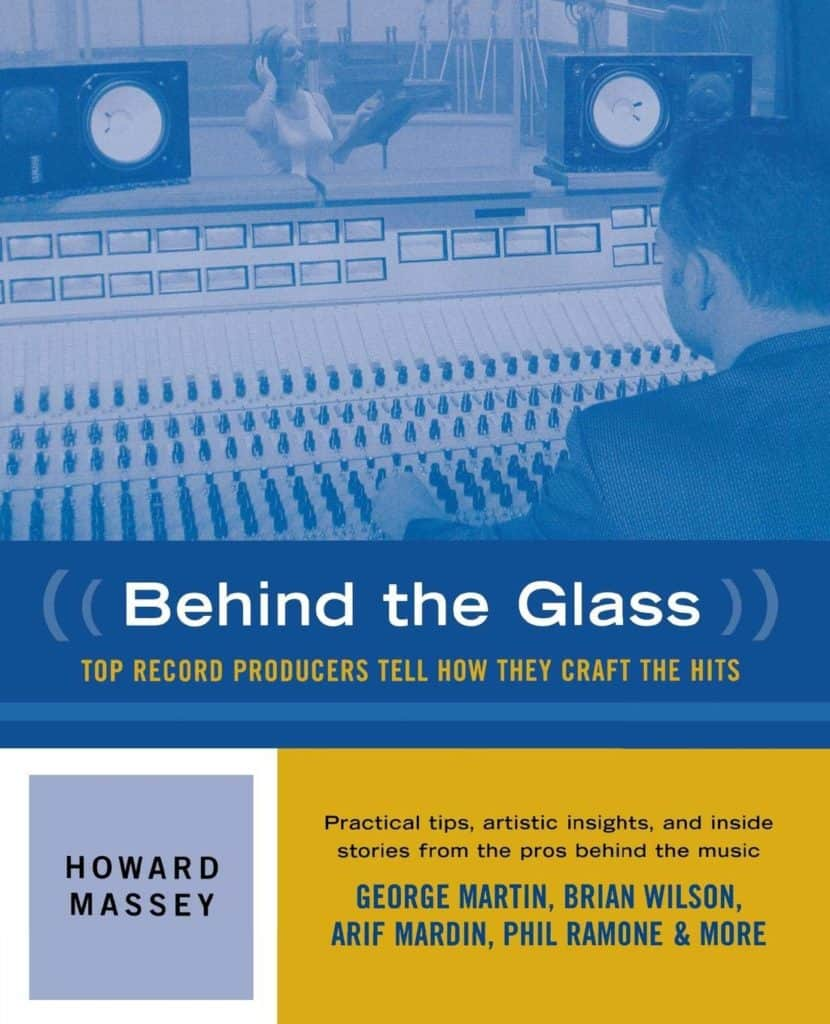 behind the glass book