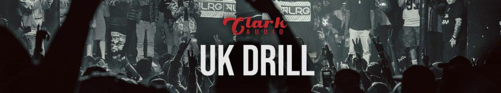 free UK drill sample pack clark audio