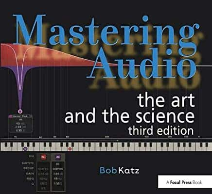 bob katz mastering audio mastering book