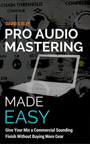 pro audio mastering made easy