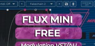flux mini free modulation effect