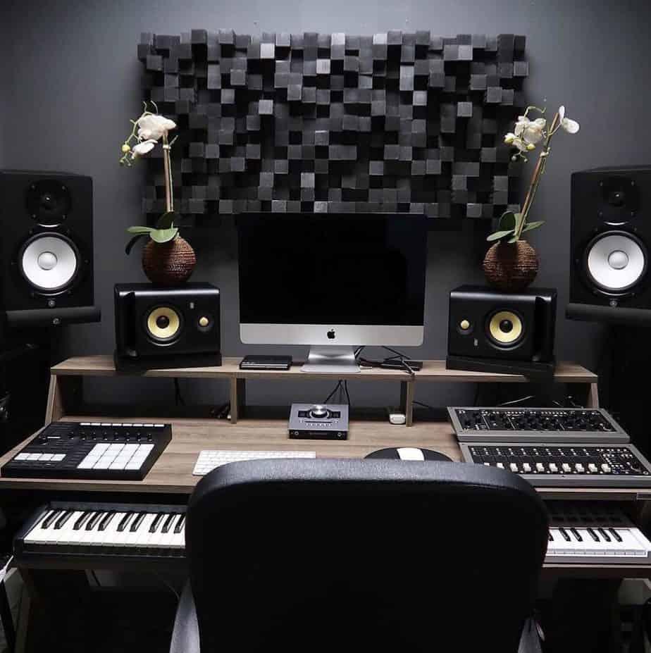 home mastering studio