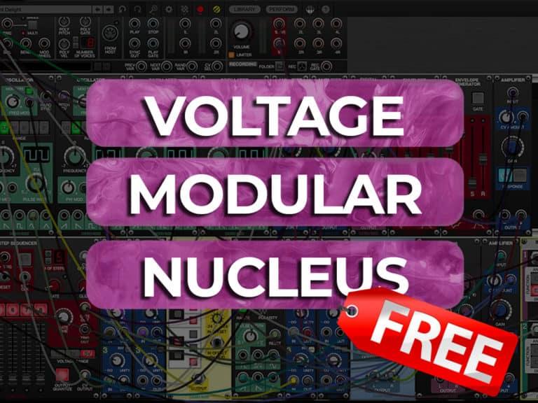 cherry audio voltage modular nucleus free