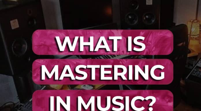 what is mastering in music