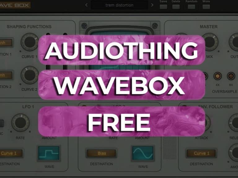 audiothing wavebox free