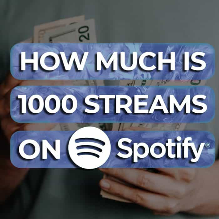 How Much Does Spotify Pay Per 1000 Streams in 2021?