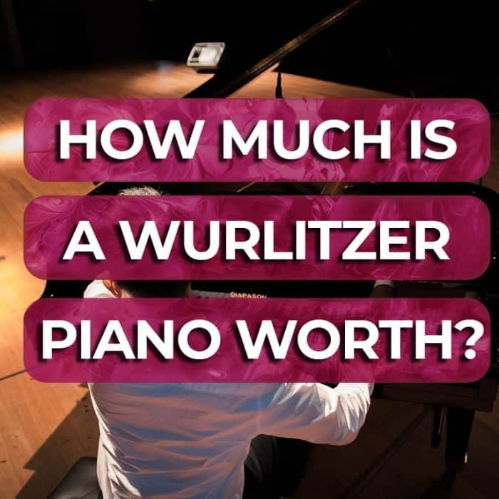 How Much is a Wulritzer Piano Worth?